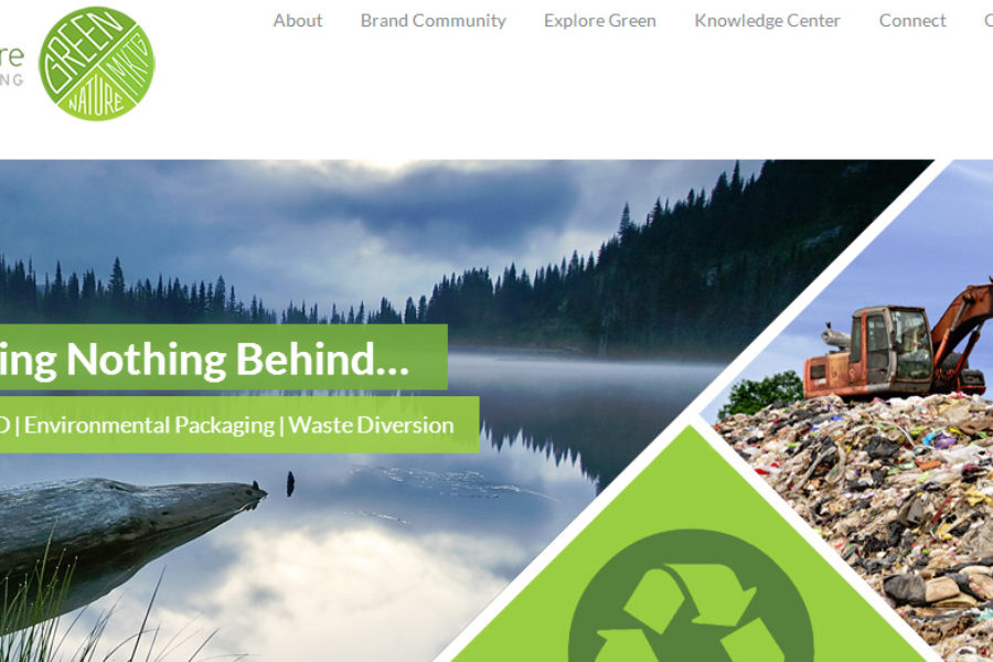 We are pleased to serve our new client, Green Nature Marketing!